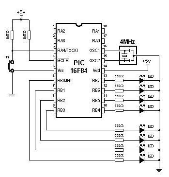 LED connection to 12 volts