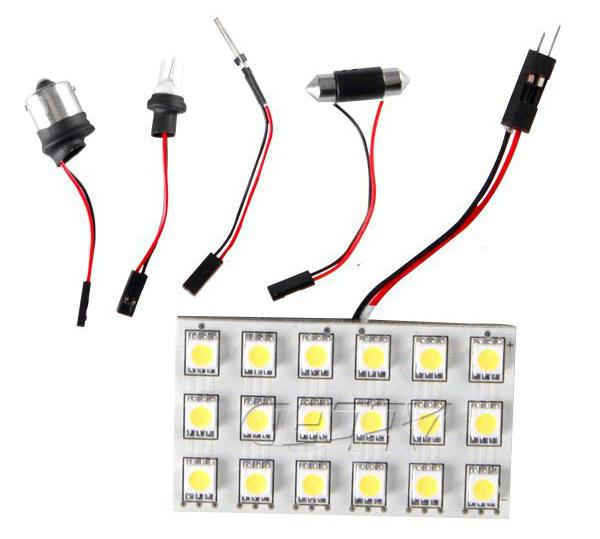 connecting LEDs in series