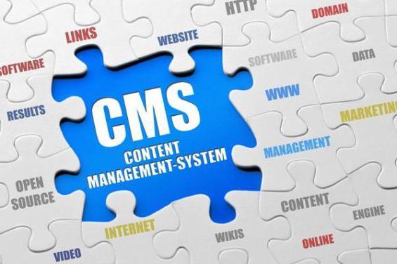 define cms site