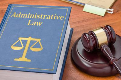 tasks and principles of administrative law