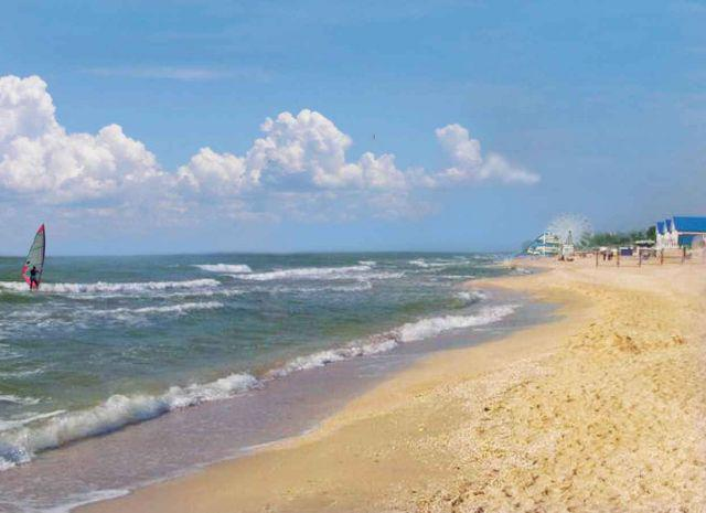 Санатории на черном море для лечения детей