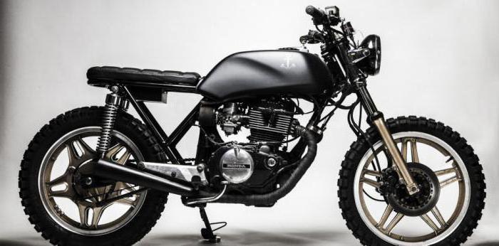honda cb motorcycles