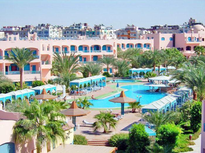 Тусовочные отели египта