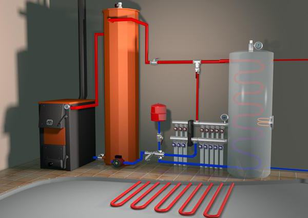 meibes hydraulic separator