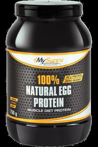 egg protein at home