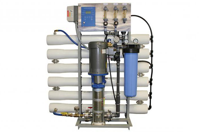 mains filters for water treatment reviews