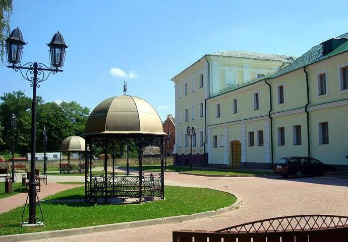Polotsk State University faculties