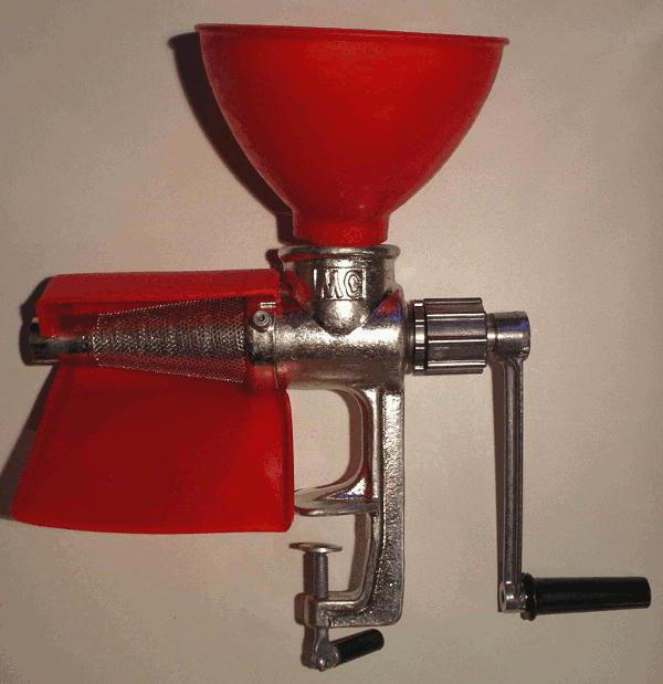 Manual motor sich juicer
