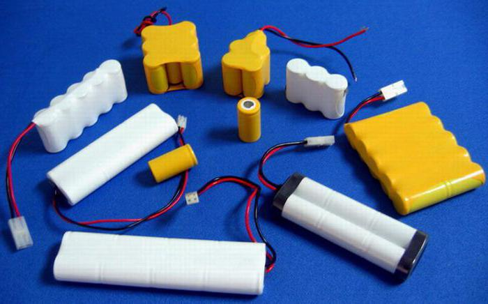 Recovering NiCad batteries