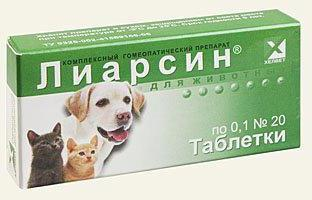 Liarsin tablets instructions for use