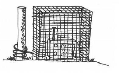 Клетка Фарадея как сделать