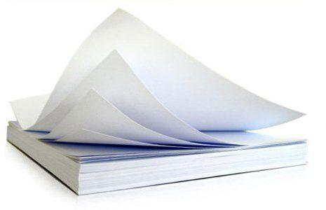 paper density g m2