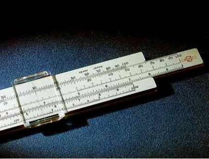 Логарифмическая линейка фото