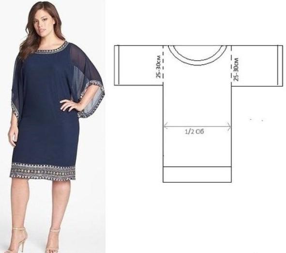 Платье пляжное своими руками - просто и модно :: SYL.ru