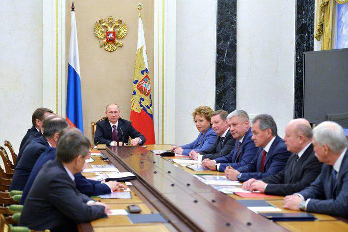 military doctrine of the Russian Federation