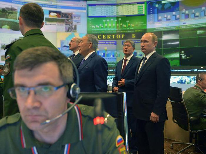 Russian military security doctrine