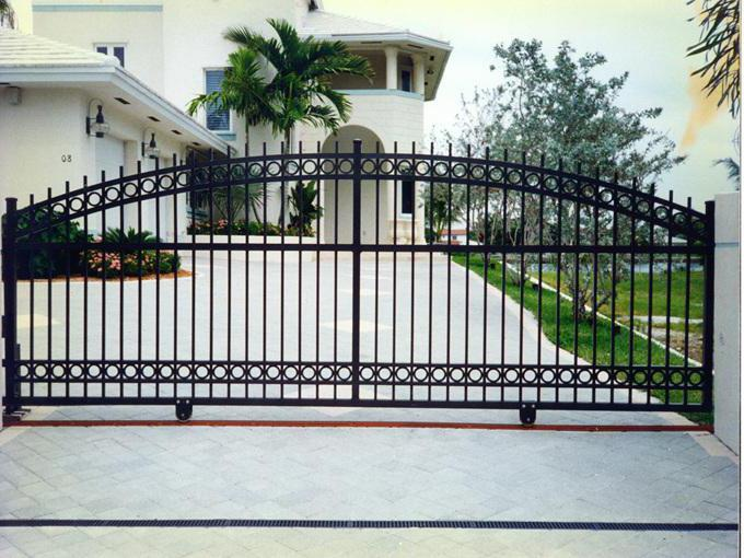 Accessories for sliding gates. Prices