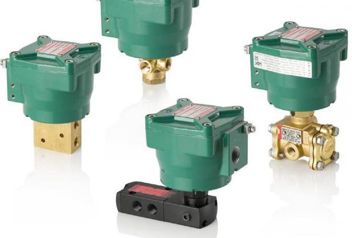 solenoid solenoid valve