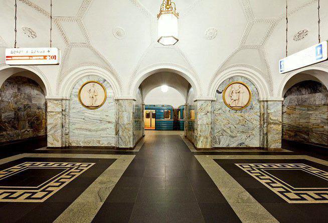 Metro Park Kultury (Moscow)