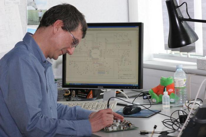Инструкция инженер электроника
