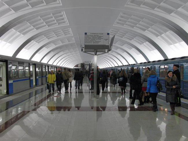 Metro Mitino