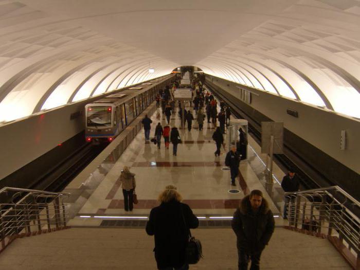 how to get to metro Mitino