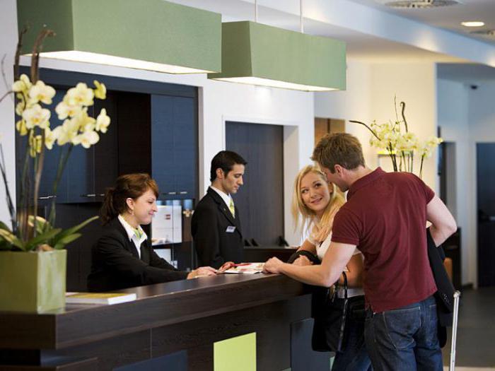 Администратор гостиницы в москве вакансии