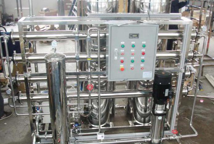 фильтры механической очистки воды промышленные
