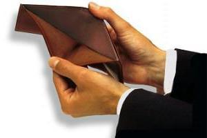 liquidation Ltd. with debts