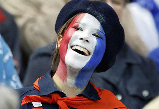 приветствие и знакомство на французском