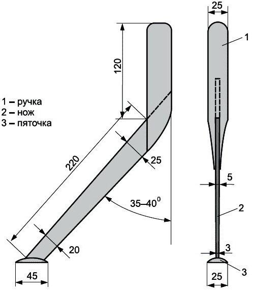 Ручка для квока своими руками 91