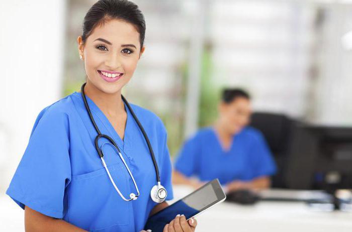 медицинская сестра диетологии
