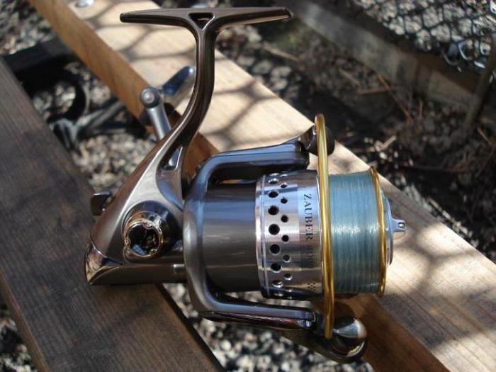 Рыболовная катушка инструкция