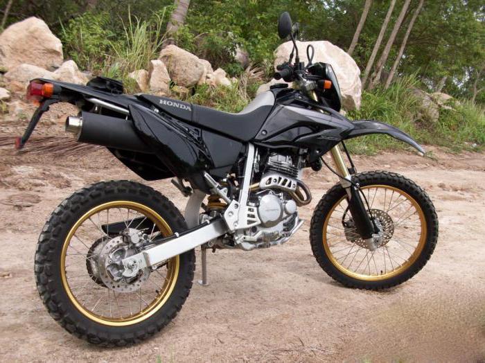 honda xr 250 specifications