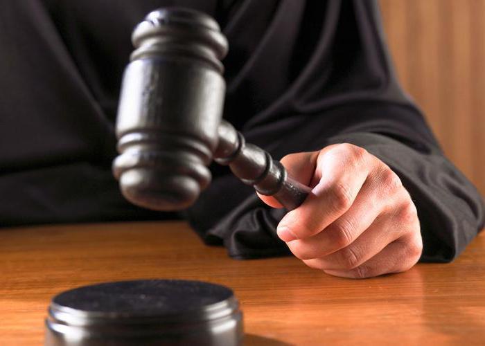 виды определений арбитражного суда