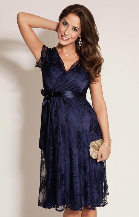 летнее платье для беременных крючком
