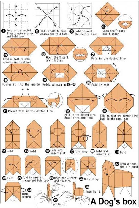 Сложные поделки из бумаги поэтапно
