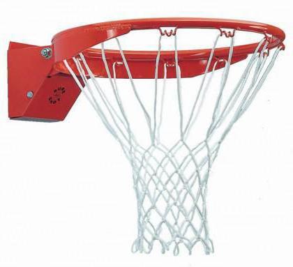 Стандартная высота и размер баскетбольного кольца :: SYL.ru