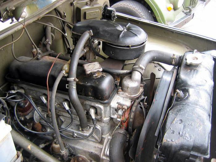 двигателя уаз 469 фото