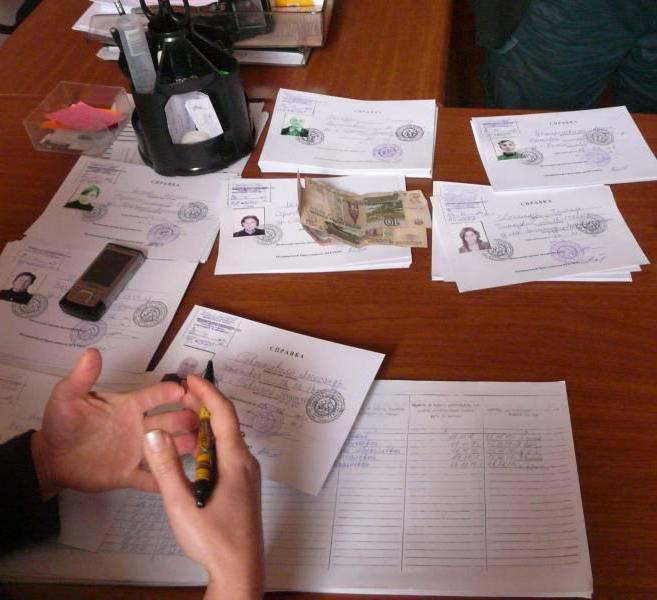 Изображение - При замене паспорта дают ли справку 1051646