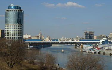 Bagrationovsky bridge