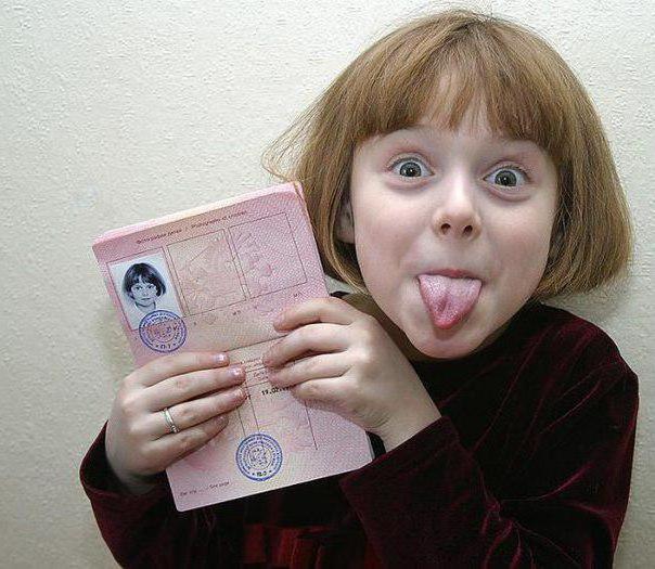 Как сделать фото ребенка для загранпаспорта