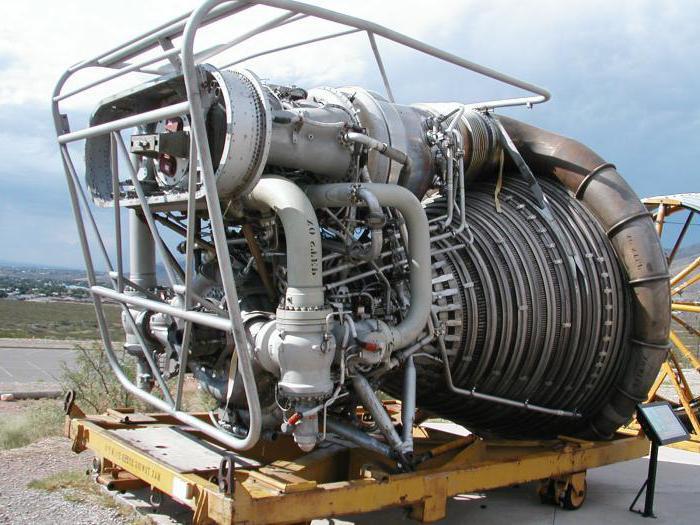 nuclear rocket engine