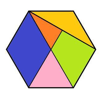 Правильный шестиугольник углы равны