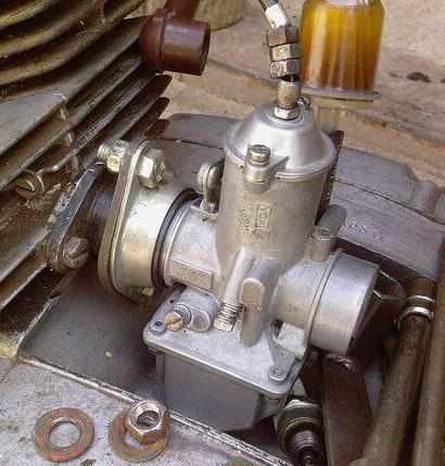 Carburetor java