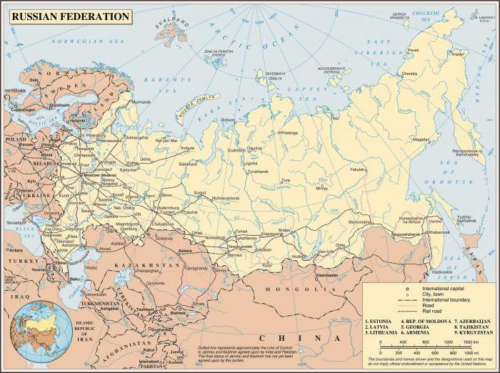 how many subjects of the Russian Federation in Russia