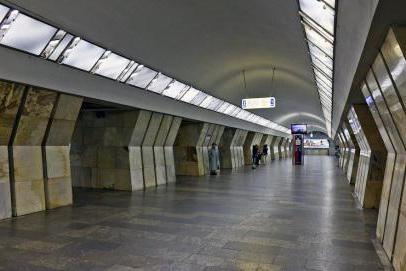 Sukharevskaya metro station