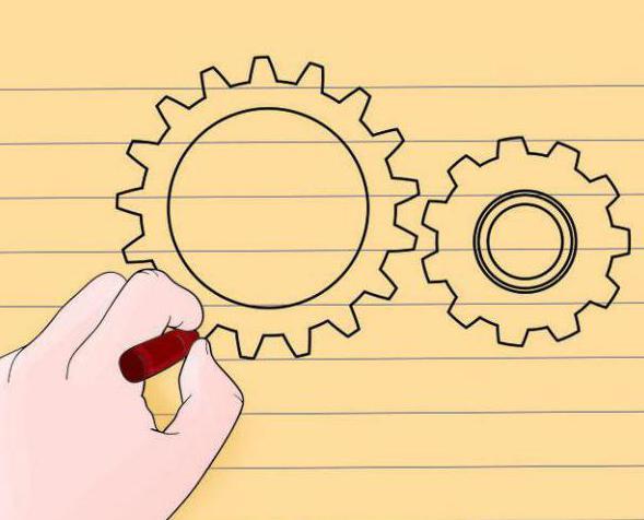 Как вычислить передаточное число редуктора