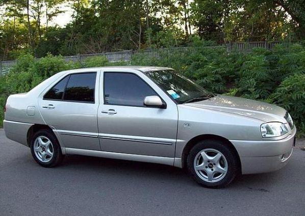авто «Чери-Амулет» отзывы владельцев