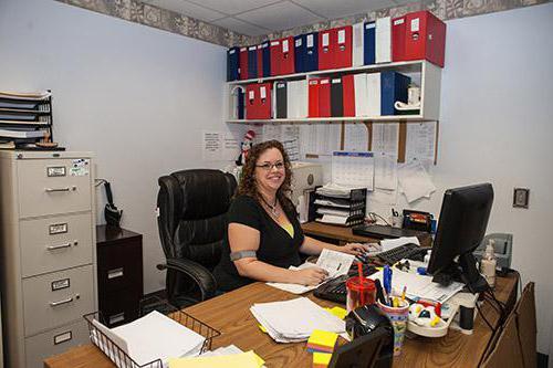 Чем занимается секретарь делопроизводитель